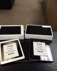 iPad 6th Gen 32 gig Sprint Network,  many to chose from