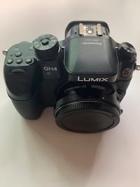 Lumix GH4 with smart canon adapter Chattanooga, 37421