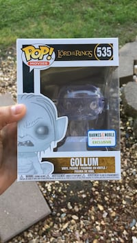 Gollum invisible funko pop Santa Rosa, 95407