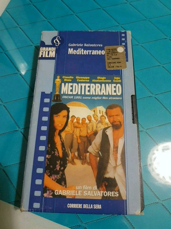 Mediterraneo video kaset 0