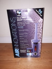 Air Innovations Smart Humidifiers Brampton