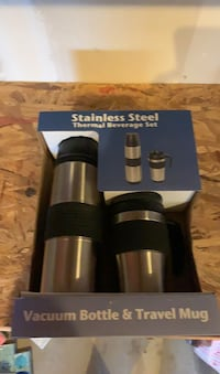 Stainless steel thermal beverage set Ellicott City, 21043