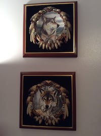 WOLF. PLATE COLLECTION