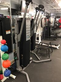 Paramount Universal gym exercise equipment