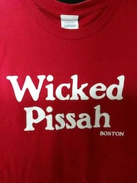 Wicked Pissah Boston t shirt