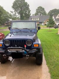 Jeep - Wrangler - 2004 Houston