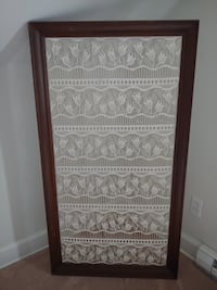 Vintage Frame with Lace Hanover, 17331