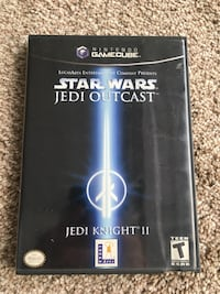 Star Wars Jedi Outcast - Gamecube Fairfax