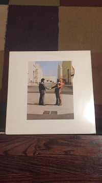 pink floyd wish you were here vinyl Toms River, 08753