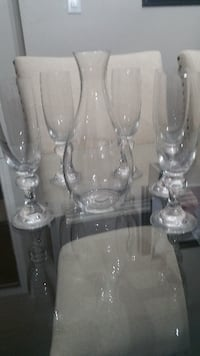 5 Glassware and water jug