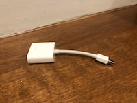 Apple mini DisplayPort to dvi adapter Mont-Royal, H3P 1T8