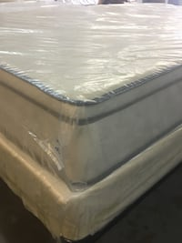 FULL SIZE MATTRESS (PLUSH) NEW/NUEVO Plant City, 33565