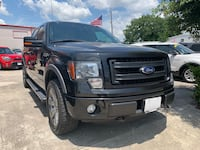 Ford - F-150 FX4 Súper Crew- 2013 Down Payment $2,450 Houston