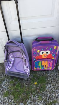 Kids luggage Anderson, 46011