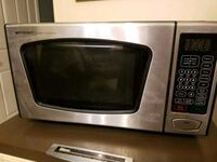 gray and black microwave oven Warren, 48092