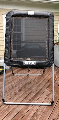 STX Lacrosse rebounder $275 new in great shape. Folds up nicely when not in use Fairfax, 22030