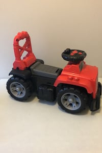 Jeep ride on toy for toddlers