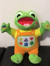 Leap Frog Baby Tad Musical Plush.