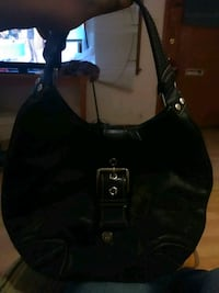 black leather 2-way bag Chicago, 60629
