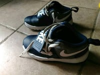 pair of black-and-white Nike sneakers Lubbock, 79403