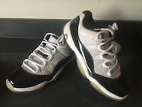 Jordan retro Concorde 11 lows, Mens's Sz 10.5, $109, price negotiable if cash ready, any lowball offers will be ignored. No trades.  Avon, 46123