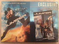 Jumper DVD with Comic Byron