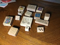 Rubberstamps, new or gently used Thousand Oaks, 91320