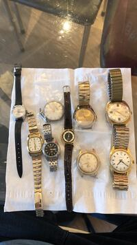 9 watches automatic Vaughan, L4K 5J7