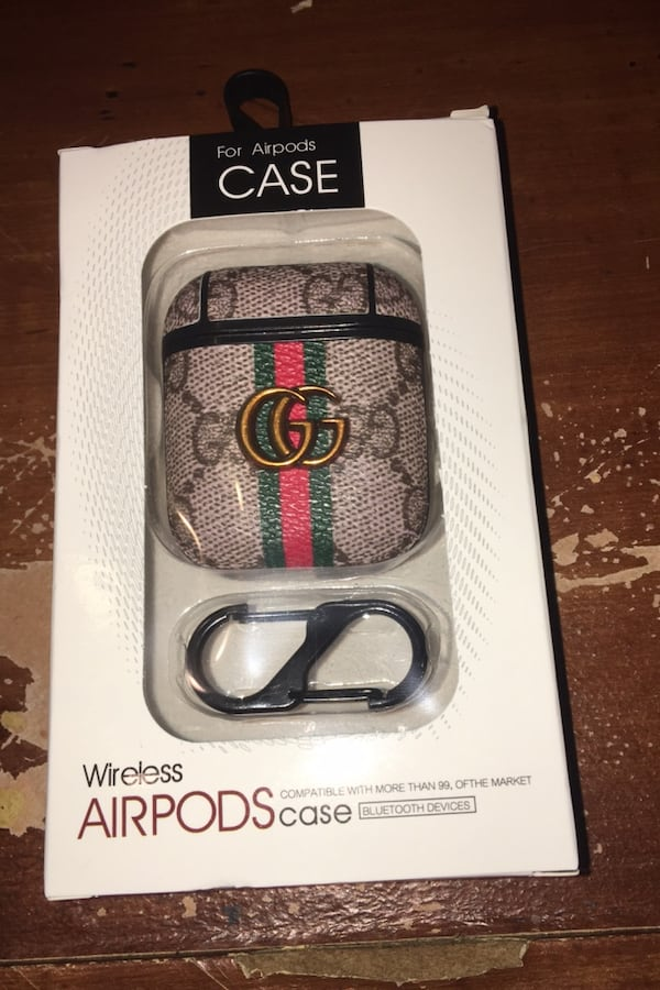 Sold Gucci Airpod Case In Lewiston Letgo