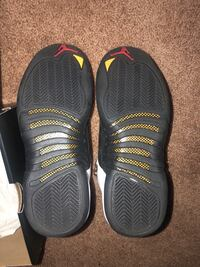 Pair of black-and-white air jordan 12 (taxi) Alexandria, 22303