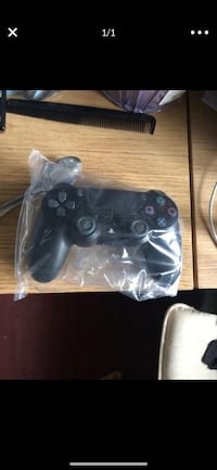 black Sony PS3 game controller Silver Spring, 20904