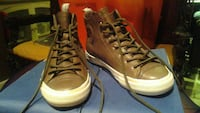 COACH  NEW YORK DESIGNER ALL LEATHER SHOES Toronto, M5H