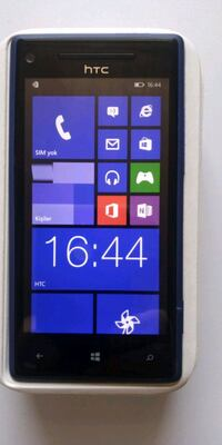 HTC Windows 16GB temiz kutulu Çamlıçay Mh, 35430