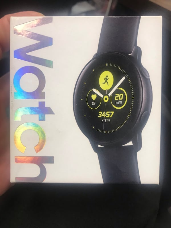 Samsung galaxy watch active smart watch 7ae6faad-a542-461b-8472-1e0031d50564