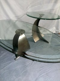 Suburban Furniture Glass tables