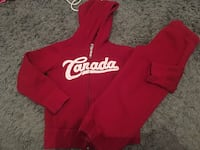 Canada track suit  Port Hope, L1A 3Z8