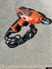 120V Black and Decker Drill Fort Washington