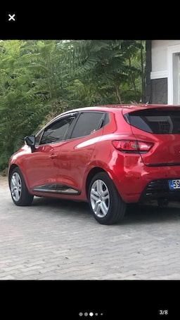 2019 Renault Clio CLIO TOUCH 0.9 TCE 90 HP cfe148ac-6bbe-44a5-b7c9-6429c9a3315c