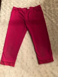 Children's Place Girls Size M 7/8 Capri Leggings  Craigsville, 26205