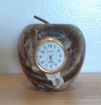 Casio Clock Marble Apple