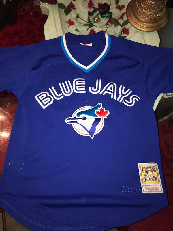 new product f8d47 81bb3 Toronto Blue Jays Mitchell and Ness