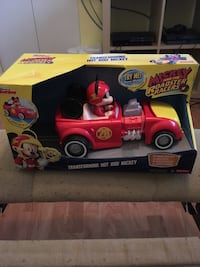 Mickey and the Roadster Racers Transforming Hot Rod Mickey  Langley, V2Y 1B5