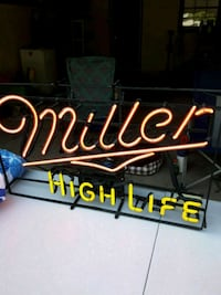 Miller High Life Neon Sign Easley, 29642