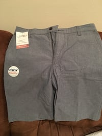 New stretch dockers Classic Fit gray short size 9 1/2 Cape Coral, 33991