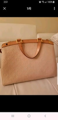 Authentic Louis Vuitton Vernis Brea Edmonton, T5Z 3X6