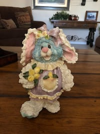 Like new great condition antique bunny