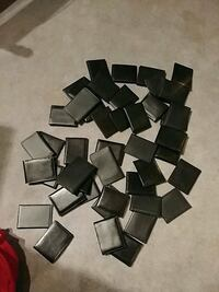 Lots and lots of wallets 555 mi