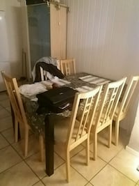 Table with 8 chairs  Όσλο, 0956