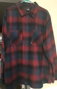 The North Face Men's L/S Flannel Shirt - Size 2XL Bethesda, 20814