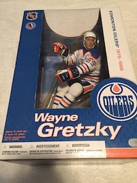Wayne Gretzky Limited Edition Action Figure